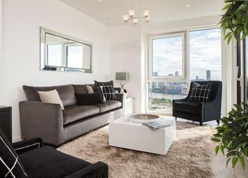 "Thumbnail 2 bedroom flat for sale in ""Malmo Tower"" at Evelyn Street, London"