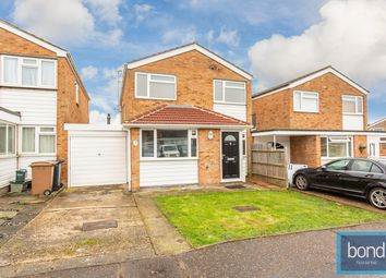 Thumbnail 4 bed link-detached house for sale in New England Close, Bicknacre