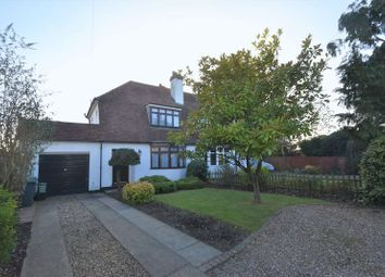 Thumbnail 3 bed semi-detached house for sale in Amersham Road, Hazlemere, High Wycombe