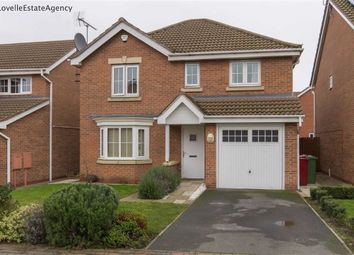 Thumbnail 4 bedroom property for sale in Wigeon Walk, Scunthorpe