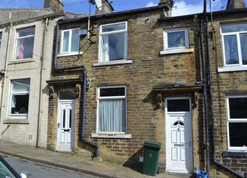 Thumbnail 1 bedroom terraced house for sale in Providence Terrace, Thornton, Bradford