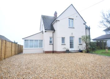 Thumbnail 3 bed detached house to rent in Poughill Road, Bude