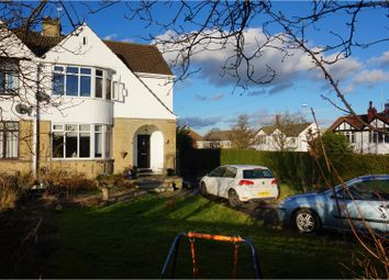 Thumbnail 4 bed semi-detached house for sale in Brownberrie Lane, Leeds