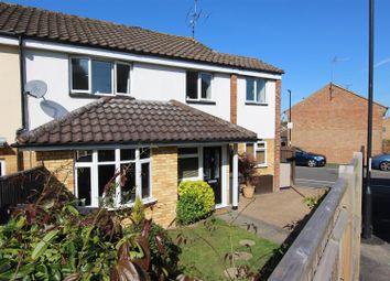 Thumbnail 4 bed end terrace house for sale in The Spinney, Burgess Hill