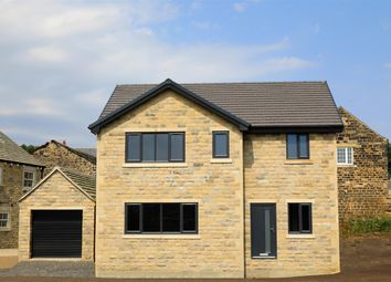 Thumbnail 4 bed detached house for sale in Low Cudworth Green, Cudworth, Barnsley