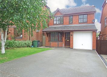 Thumbnail 4 bed detached house for sale in Rowe Leyes Furlong, Rothley, Leicester, Leicestershire