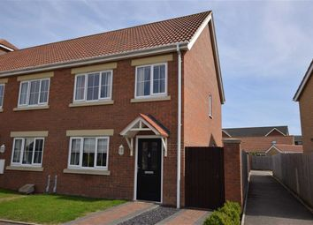 Thumbnail 3 bed property for sale in Churchill Avenue, Skegness