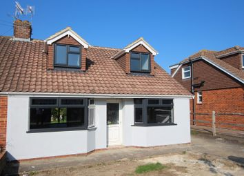 Thumbnail 4 bed bungalow to rent in Pines Avenue, Broadwater, Worthing