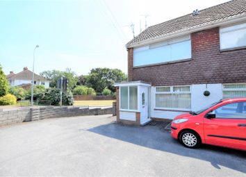 Thumbnail 2 bed property for sale in Broad Close, Pontypridd Road, Barry