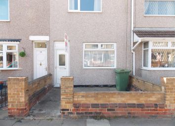 Thumbnail 2 bed terraced house to rent in Tiverton Street, Cleethorpes