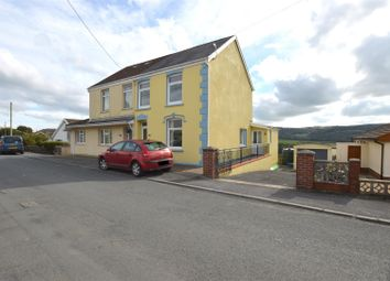 Thumbnail 3 bedroom semi-detached house for sale in Greenfield Terrace, Pontyberem, Llanelli