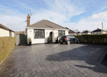 Thumbnail 3 bed detached bungalow for sale in Park Lane, Knypersley, Biddulph