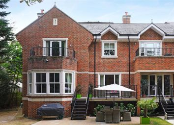 Thumbnail 2 bed flat for sale in Gower Road, Weybridge, Surrey