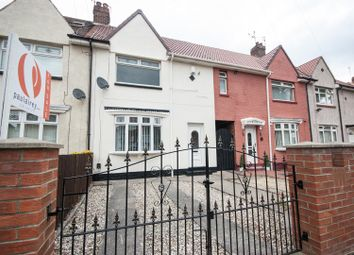 Thumbnail 2 bed terraced house for sale in West Moor Road, Sunderland
