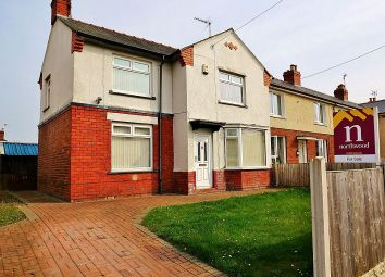 Thumbnail 3 bed end terrace house for sale in Glan Garth, Wrexham