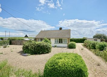 Thumbnail 2 bedroom detached bungalow for sale in Herne Road, Ramsey St. Marys, Ramsey, Huntingdon