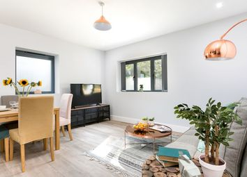Thumbnail 2 bed flat to rent in Gardner Close, Wanstead