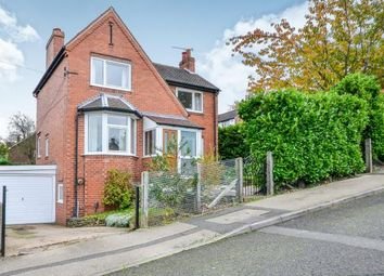 Thumbnail 4 bed detached house for sale in St. Edmunds Avenue, Mansfield Woodhouse, Mansfield, Nottingmahshire