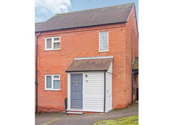 Thumbnail 2 bed semi-detached house for sale in School Road, Henley-In-Arden