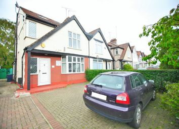 Thumbnail 4 bedroom semi-detached house for sale in Great North Way, Hendon