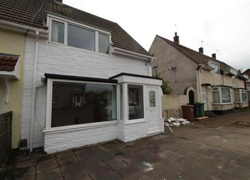 Thumbnail 3 bedroom end terrace house to rent in Cricklewood Road, Hylton Castle, Sunderland