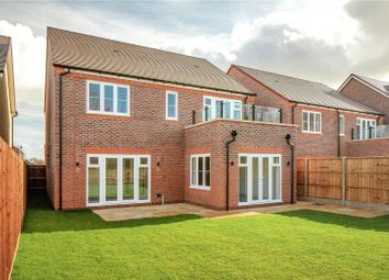 Thumbnail 4 bed detached house for sale in Clover Gate, Sandy Road, Potton, Bedfordshire