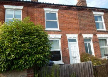 Thumbnail 3 bedroom terraced house to rent in Wolfe Road, Norwich
