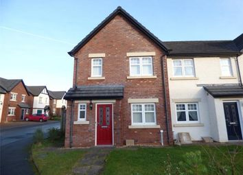 Thumbnail 3 bed end terrace house to rent in Sydney Gardens, Lockerbie, Dumfries And Galloway