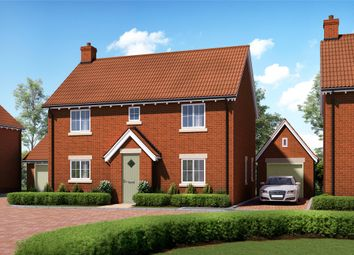 Thumbnail 4 bed detached house for sale in Plot 11, Harford Place, Rangeworthy, Bristol
