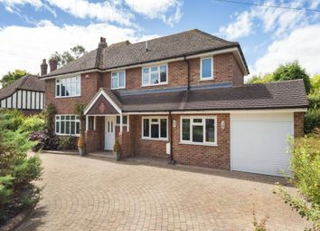 Thumbnail 5 bedroom detached house for sale in Cornwallis Avenue, Folkestone