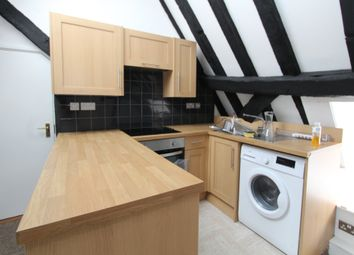 Thumbnail 1 bed flat to rent in The Square, Petersfield