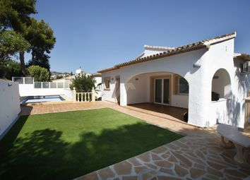 Thumbnail 3 bed villa for sale in Comunitat Valenciana, Alicante, Benissa