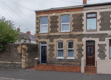 Thumbnail 3 bed end terrace house for sale in Coveny Street, Splott, Cardiff