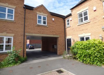 Thumbnail 1 bed flat to rent in Channel Crescent, Derby
