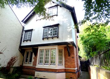 Thumbnail 1 bed flat for sale in Loudon Street, Derby