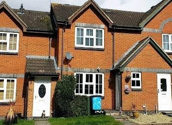 Thumbnail 3 bed terraced house for sale in Harvester Close, Middleleaze, Swindon