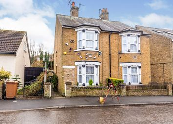 Thumbnail 3 bed semi-detached house for sale in Cromwell Road, Ware