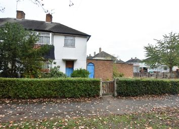 Thumbnail 3 bed semi-detached house for sale in Colley Moor Leys Lane, Clifton, Nottingham
