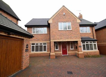 Thumbnail 5 bedroom detached house for sale in Old Hall Avenue, Littleover, Derby
