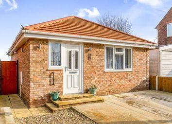 Thumbnail 2 bedroom detached bungalow for sale in Ripley Road, Cottingham, Market Harborough