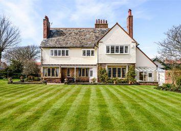 Thumbnail Detached house for sale in St Patricks Road South, Lytham St Annes, Lancashire