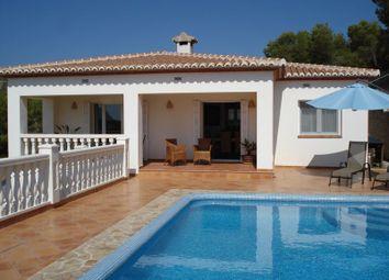 Thumbnail 3 bedroom villa for sale in La Fustera, Benissa, Valencia