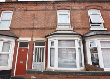 Thumbnail 2 bed terraced house to rent in Lamcote Street, Nottingham