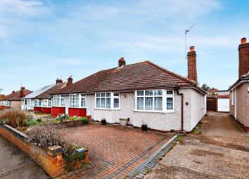Thumbnail 2 bed semi-detached bungalow for sale in Francis Avenue, Bexleyheath, Kent
