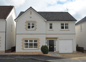 Thumbnail 4 bed detached house for sale in Achray Drive, Falkirk, Falkirk