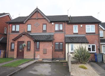 Thumbnail 2 bed terraced house for sale in Dovecote Place, Longton, Stoke-On-Trent