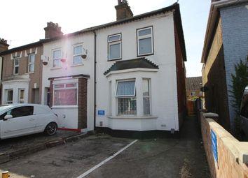 Thumbnail 1 bedroom maisonette for sale in Victoria Road, Gidea Park, Romford