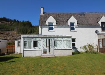 Thumbnail 3 bed semi-detached house for sale in Achlorachan, Strathconon, Muir Of Ord