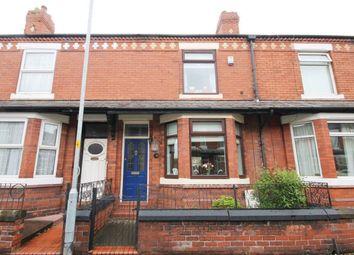 Thumbnail 4 bed terraced house for sale in Alexandra Street, Warrington