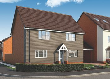 """Thumbnail 4 bedroom property for sale in """"The Hyperion"""" at Poplar Avenue, Dogsthorpe, Peterborough"""